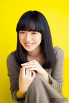 大河ドラマ『花燃ゆ』では11歳の少女時代も演じきった女優・小島藤子さん - 表紙の人