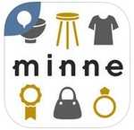 「minne」ってオシャレな雑貨屋さんのよう!女子がハマるマーケットアプリ