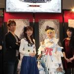 毎月1体キャラを追加!?セガの『Wonderland Wars』ステージは大盛り上がり:JAEPO2015