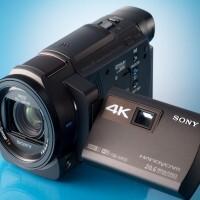 ハンディカム FDR-AXP35:空間光学手ブレ補正を備えた4Kビデオカメラ|デジギア一点突破