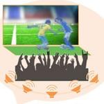 リアルタイムで競技場を3D空間で伝送するNTTの技術が未来すぎて大興奮!