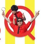 お笑い検索エンジン『ラフージャパン』!!ラッスンゴレライの「逆転」動画が見られる