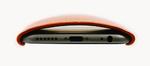 人間工学に基づく持ちやすさを追求した独特なアーチ構造のiPhone6用ケース