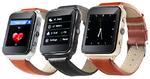 腕時計として美しい iOSとAndroidどちらも使えるスマートウォッチFlyShark