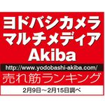 ヨドバシAkiba売れ筋ランキング:高機能シェーバー