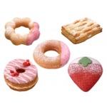 ミスタードーナツで春のストロベリーフェス開催!いちご形のかわい~いドーナツも