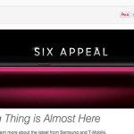 GALAXY S6のEdgeディスプレー搭載は確定? T-Mobileが新ティザーを公開