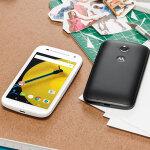 約1万円でAndroid5.0が使える『Moto E』最新版が登場 LTE版もアリ