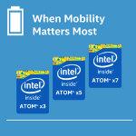 Atomも七五三に インテルの新モバイル向けCPUは『Atom x3/x5/x7』