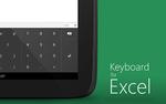 マイクロソフト、テンキーつきキーボードアプリ開発 AndroidスマホでExcelが簡単に