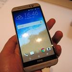 HTC ONE M9サファイアで保護フィルムいらずの初スマホ:MWC 2015