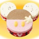 ミッキーのアイコン型アイスクリームケーキがサーティワンのレギュラーに!