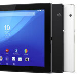 Xperia Z4 Tabletは極薄6.1ミリでWQXGA液晶&Lollipop搭載:MWC 2015