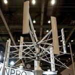 充実の曲線美!メカ好きがWIND EXPOで見かけたキレイなコ(風車)たちに大興奮