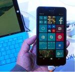 Windows10にアップグレード可! Lumia 640でスマホとPCが融合する :MWC 2015
