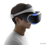 より滑らかになった新型VR HMD『Morpheus』の試作機が発表:GDC 2015