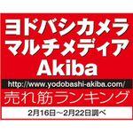 ヨドバシAkiba売れ筋ランキング:高機能ビデオカメラ