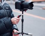 プロ顔負けの動画撮影ができちゃうカメラスタビライザー先行独占販売中!