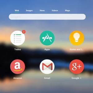 Chromeのスタートページがフラットでカッコいいデザインに Infinity New Tabで遊ぼう!!