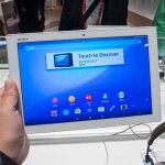 Xperia Z4 Tabletはなぜ世界最薄&最軽量、17時間駆動を目指したのか?  開発責任者に直撃:MWC 2015