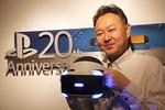 「2016年がVR元年になればいい」 SCE吉田氏が語る新型Morpheus(前編):GDC 2015