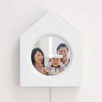 Apple Watchより家族を大事に 文字盤にクラウド上の写真を表示するスマート掛け時計Memory Clockが登場