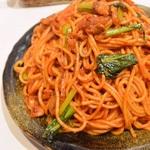 焼きスパゲティ専門店「ロメスパバルボア」の1kgメガ盛りナポリタンに挑戦した!
