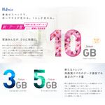 月額972円で3GBの高速データ通信を利用できる!IIJが毎月のプランを増量