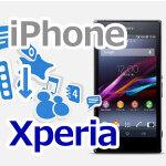 XperiaへiPhoneから移行するならWin&Mac対応の純正ツールを使おう