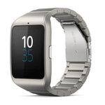 Android Wear搭載『SmartWatch 3』のメタルバンド版が4月10日に発売