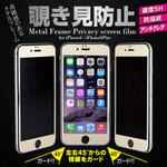 iPhone 6/6 Plus用覗き見防止フィルムで気になる左右の視線をカット!