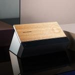 好みを学習する未来的な木製の音楽システム『BeoSound Moment』とは?