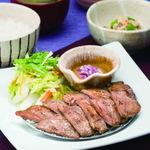 肉も魚も、和食はおまかせ!大戸屋の期間限定牛たんを堪能:今週のゴチ