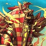 パズドラ:春休みスペシャルイベント後半開催 新降臨『スフィンクス』登場!