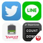 Apple Watch対応アプリ×20 LINEにツイッター、乗換案内も