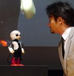 宇宙から帰還した『KIROBO』が日本凱旋、ギネス世界記録もゲット!