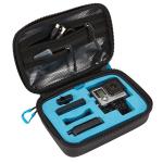 GoProカメラとアクセサリー類が入る保護力バツグンのカメラバッグ