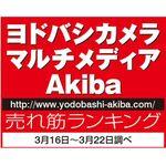 ヨドバシAkiba売れ筋ランキング:ハイレゾ対応オーディオ機器