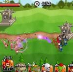 城ドラ:長距離攻撃対決!アーチャーvs魔法使いはどっちが強い?