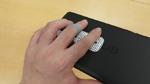 7インチタブレットやiPhone6 Plusの片手持ちに最適な『Pushring』が便利過ぎる