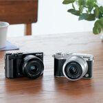 直販5万9940円!ニコンの新ミラーレス『Nikon 1 J5』発表