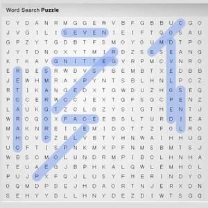 Chromeでやみつきになる英単語探し無料ゲーム Word Search Puzzleで遊ぼう!!