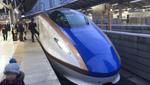 Xperia Z3で北陸新幹線のLTE速度を調査したら金沢に近づくにつれてauが高速化した