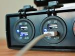 電動アシスト自転車のバッテリーでスマホやタブレットを充電する『サイバシ02』発売