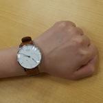 シャレオツな腕時計として使える活動量計Withings Activiteがスマート過ぎる