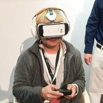 視度補正が良好でメガネ民も安心なヘッドマウントディスプレー『Gear VR』レポート
