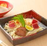 本マグロをつかった1食3240円の高級つけめんを日本橋の割烹が販売