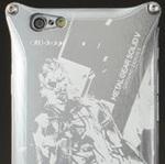 これカッコイイ! MGS5とギルドデザインがコラボ iPhone6&6Plusケース発売