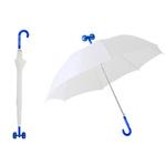 傘にタイヤが付いちゃった! 斬新すぎて街中の視線が一気に集まるよ、コレ