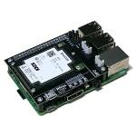 下り75Mbps通信対応!Raspberry Piでauの4G LTEが使える拡張ボード『LTEPi』が2万円台